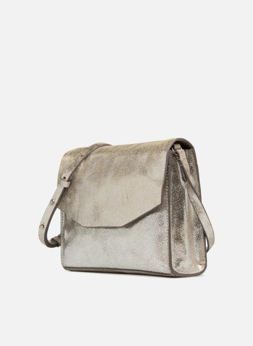 Handtaschen Clarks Treen Island silber schuhe getragen