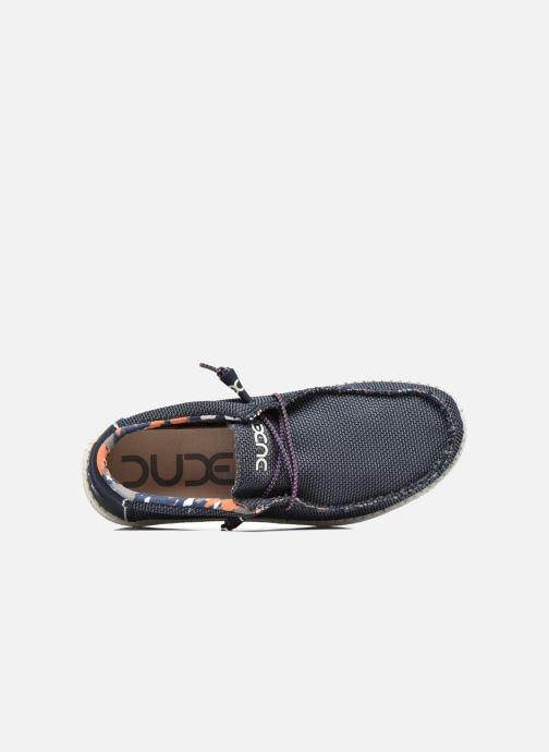 DUDE Wally Sox (Blå) Loafers på Sarenza.se (291888)