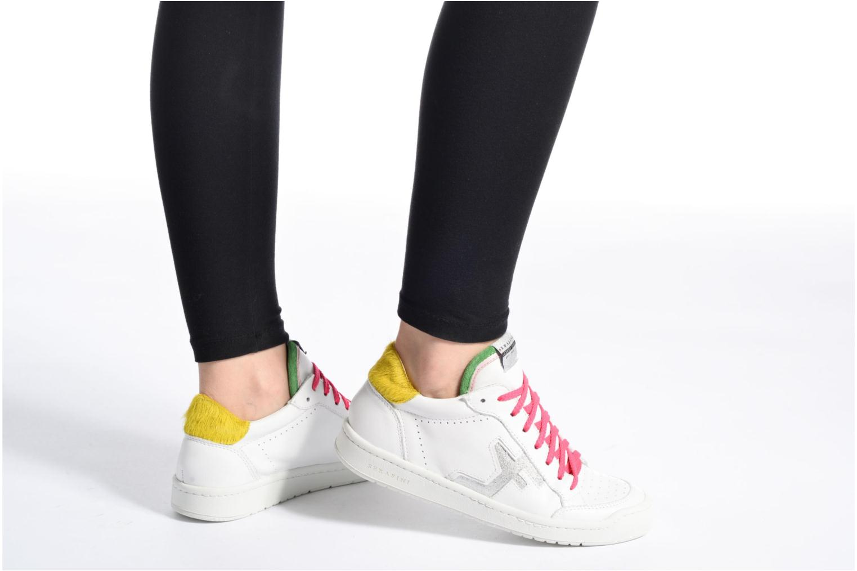 Sneakers Serafini San Diego Low Bianco immagine dal basso