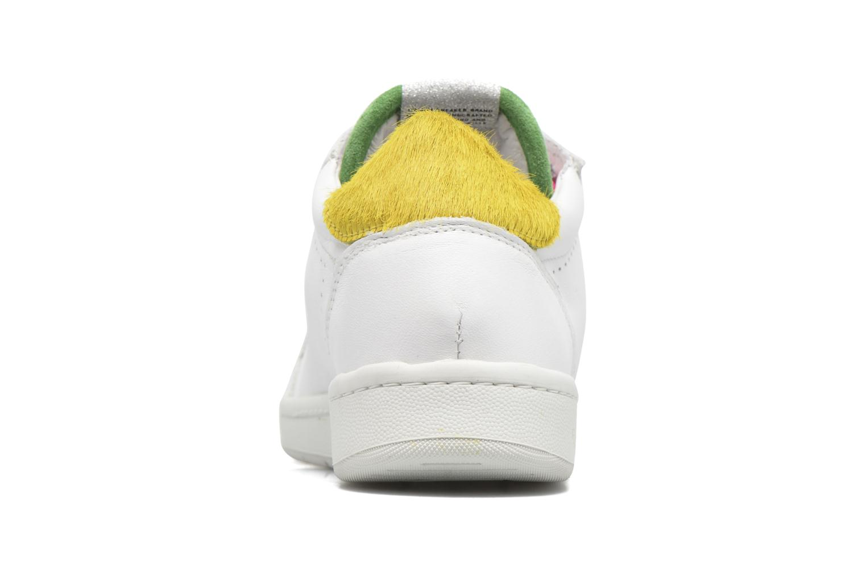 Sneakers Serafini San Diego Low Bianco immagine destra