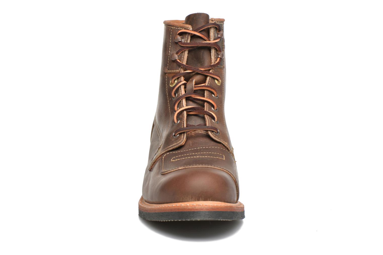 Stiefeletten & Boots Timberland Smugglers Notch 6 Li braun schuhe getragen