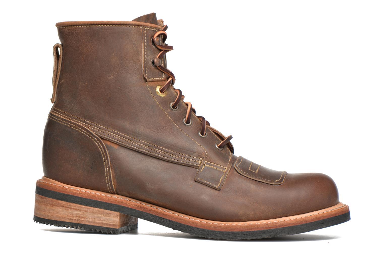 Stiefeletten & Boots Timberland Smugglers Notch 6 Li braun ansicht von hinten