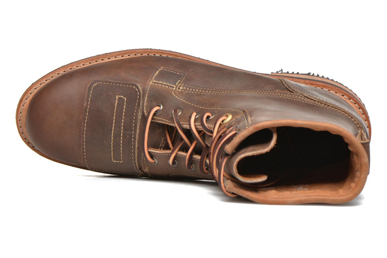 Stiefeletten & Boots Timberland Smugglers Notch 6 Li braun ansicht von links