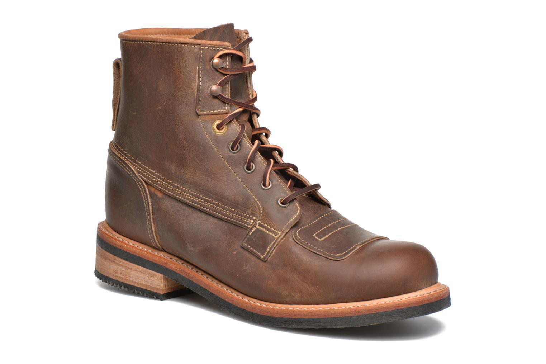 Stiefeletten & Boots Timberland Smugglers Notch 6 Li braun detaillierte ansicht/modell