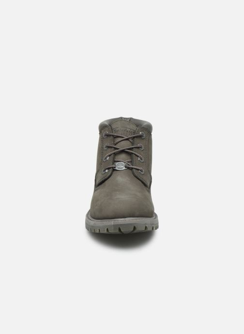 Ankle boots Timberland Nellie Chukka Double Grey model view