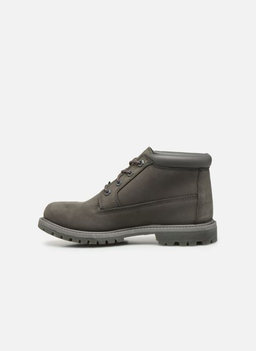 Ankle boots Timberland Nellie Chukka Double Grey front view