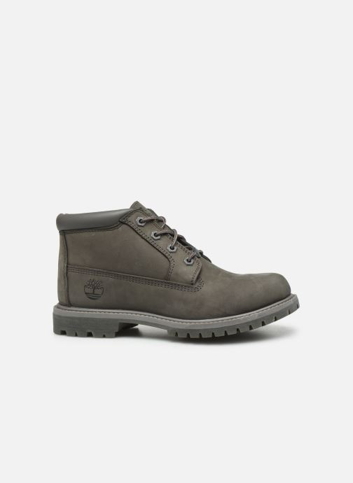 Ankle boots Timberland Nellie Chukka Double Grey back view