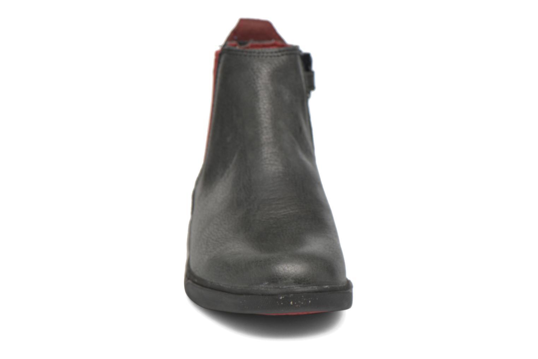 Stiefeletten & Boots Timberland Groveton Chelsea schwarz schuhe getragen