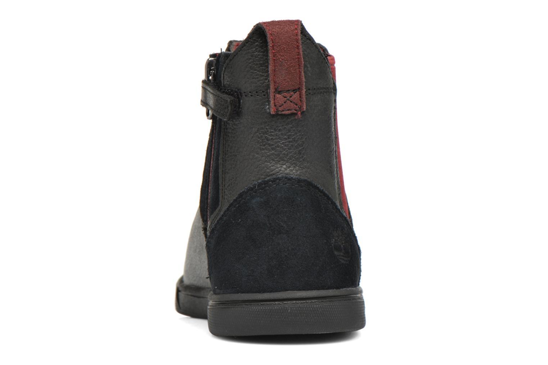 Stiefeletten & Boots Timberland Groveton Chelsea schwarz ansicht von rechts
