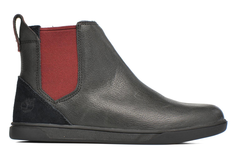 Stiefeletten & Boots Timberland Groveton Chelsea schwarz ansicht von hinten