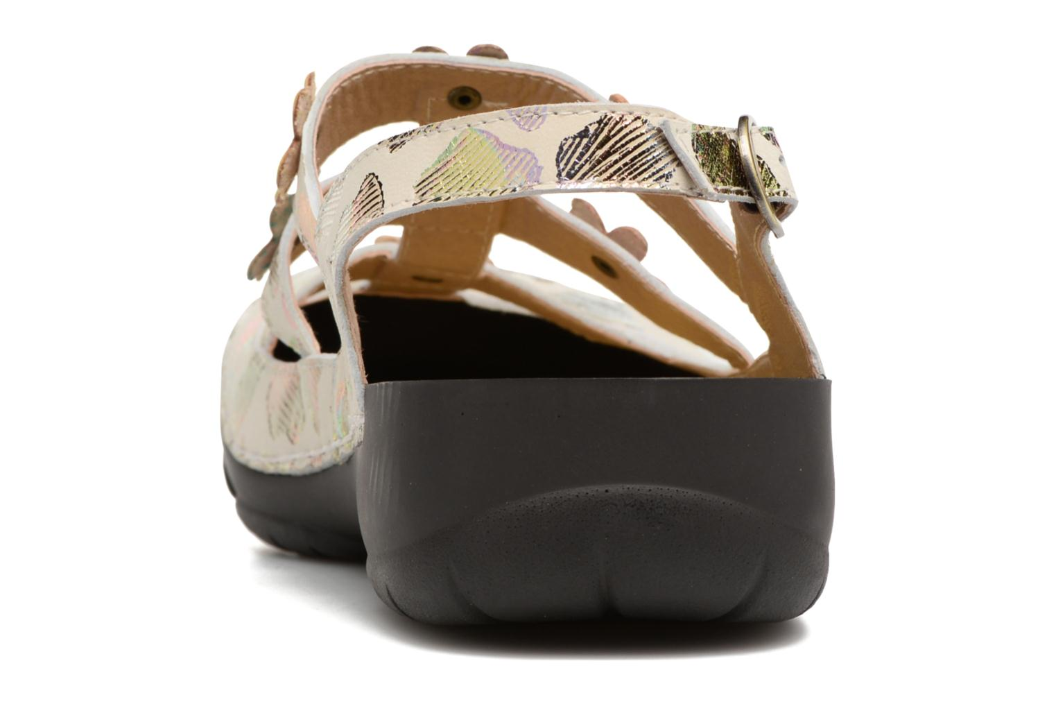 Mules & clogs Laura Vita Beziers 11 Multicolor view from the right