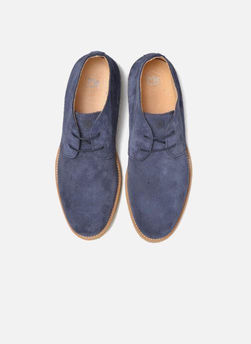 Lace-up shoes Mr SARENZA Soldnen Blue model view