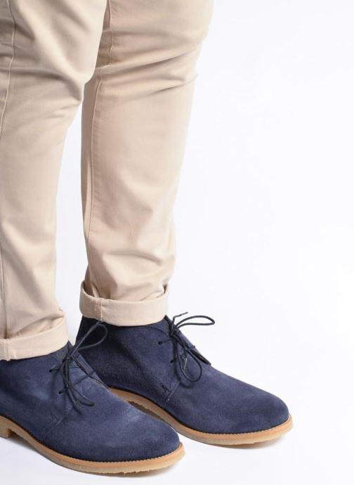Zapatos con cordones Mr SARENZA Soldnen Marrón vista de abajo