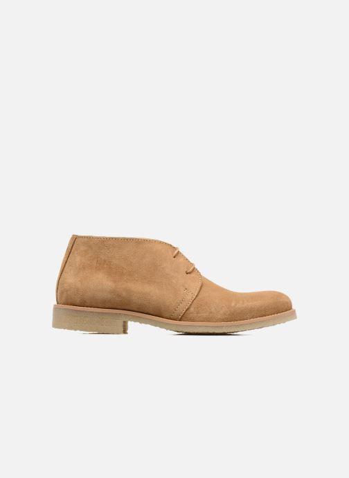 Zapatos con cordones Mr SARENZA Soldnen Marrón vista de detalle / par