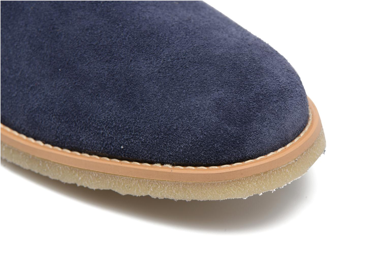 Chaussures à lacets Mr SARENZA Soldnen Bleu vue gauche