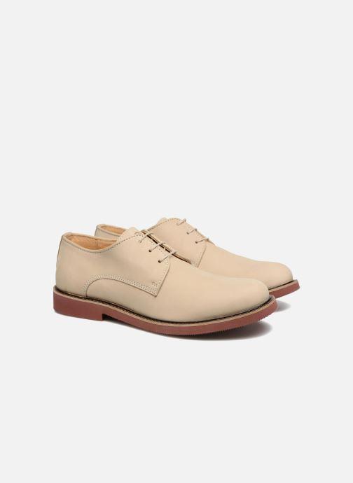 beige À Mr Sarenza Steyr 292024 Lacets Chez Chaussures xq1UOaEPCw