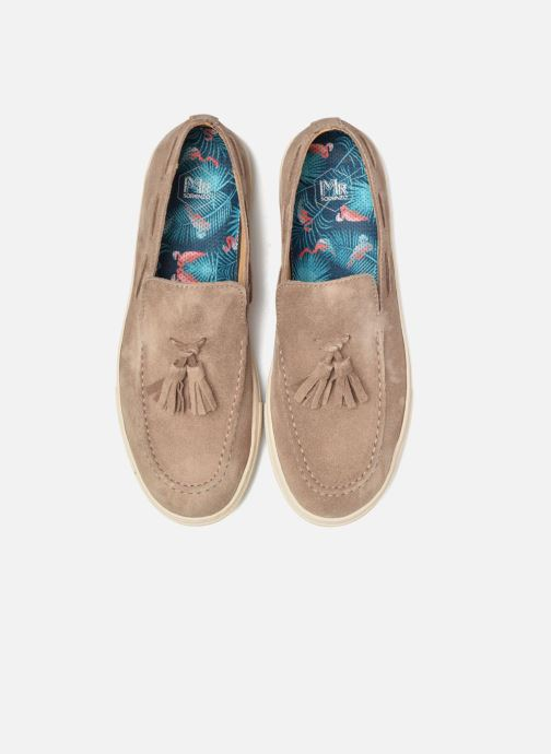 Loafers Mr SARENZA Sokhor Beige model view