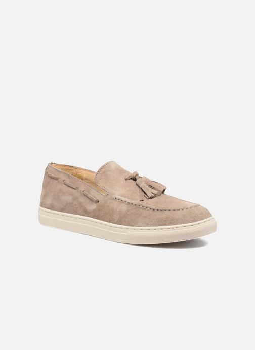Loafers Mr SARENZA Sokhor Beige view from the right