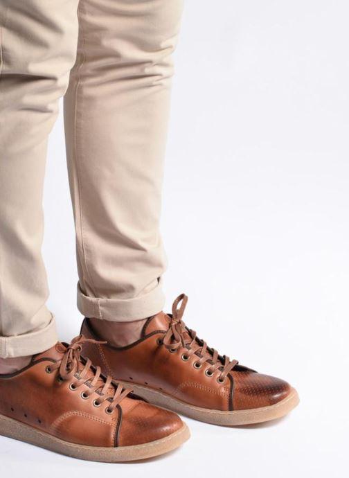 Sneakers Mr SARENZA Stordoes Brun se forneden