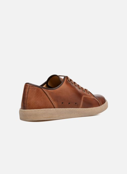 Trainers Mr SARENZA Stordoes Brown front view