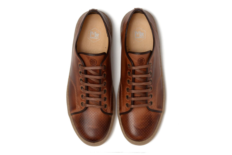 Baskets Mr SARENZA Stordoes Marron vue portées chaussures