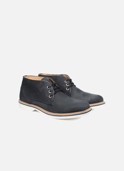 Bottines et boots Mr SARENZA Sandness Bleu vue derrière