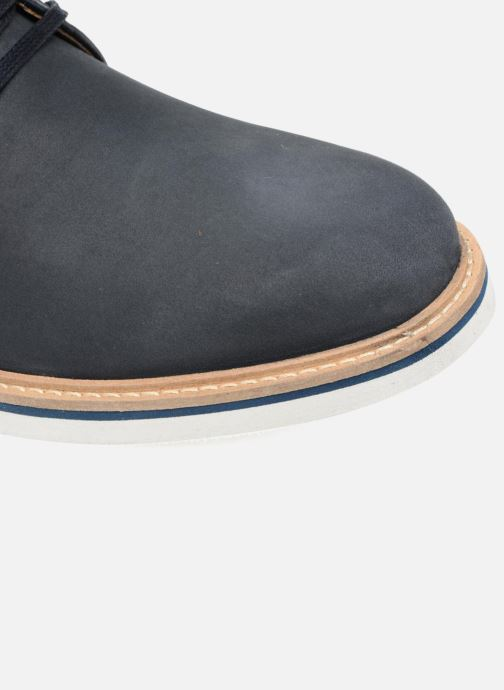 Bottines et boots Mr SARENZA Sandness Bleu vue gauche