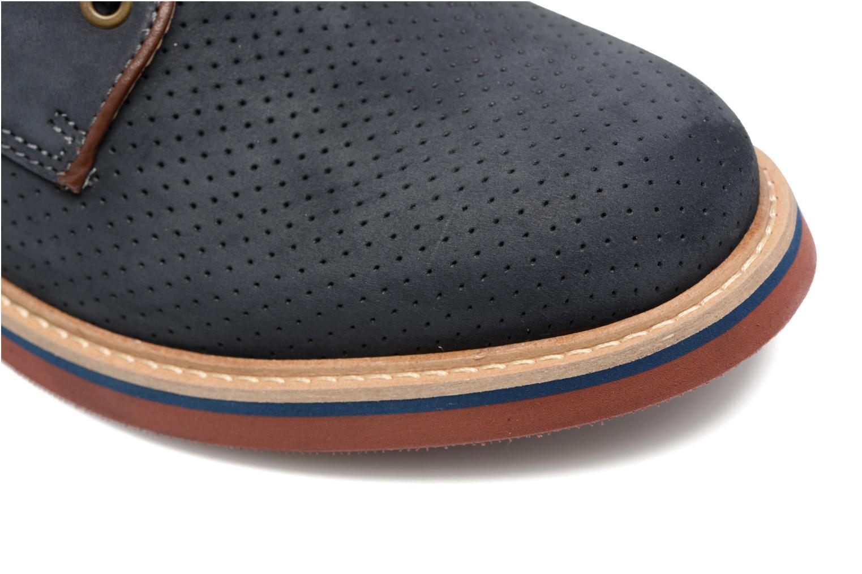 Chaussures à lacets Mr SARENZA Sandoring Bleu vue gauche