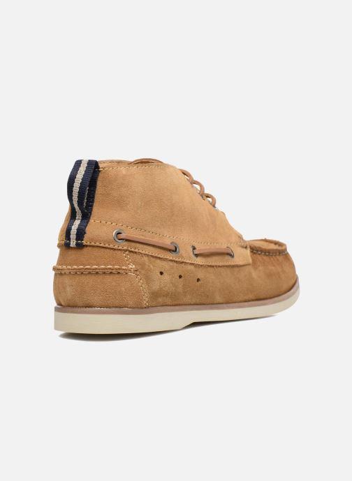 Zapatos con cordones Mr SARENZA Stavanger Marrón vista de frente
