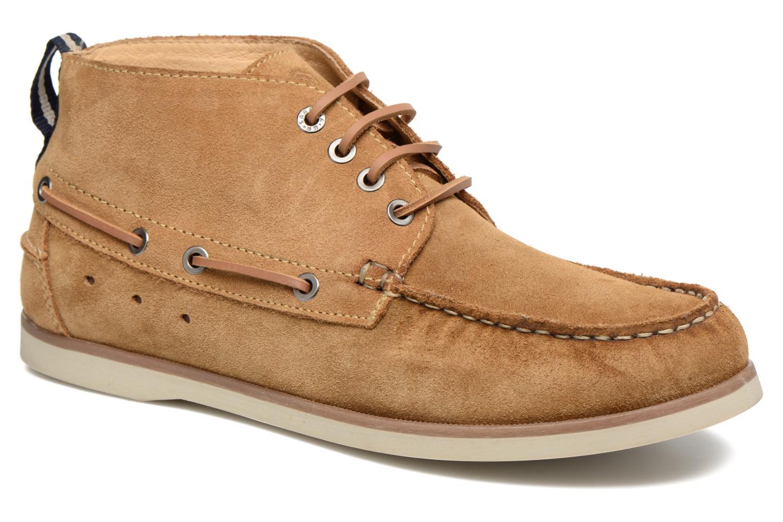 Chaussures à lacets Mr SARENZA Stavanger Marron vue droite