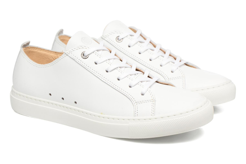 Sneakers Mr SARENZA Sirtucl Wit achterkant