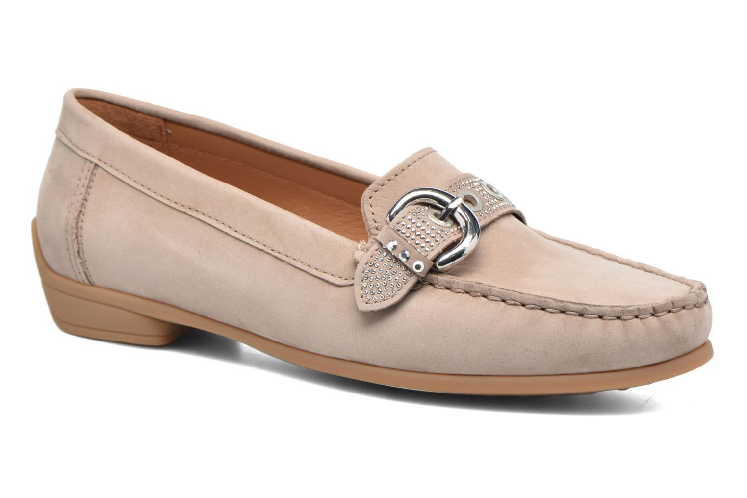 Loafers Ara Boston 40717 Beige detailed view/ Pair view