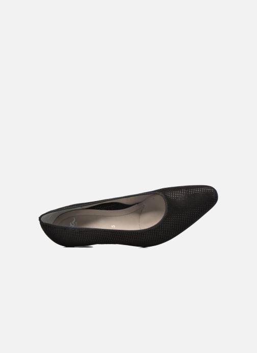 High heels Ara Padua 32861 Black view from the left