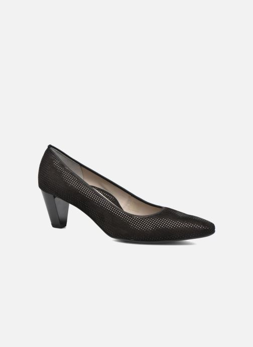 High heels Ara Padua 32861 Black detailed view/ Pair view