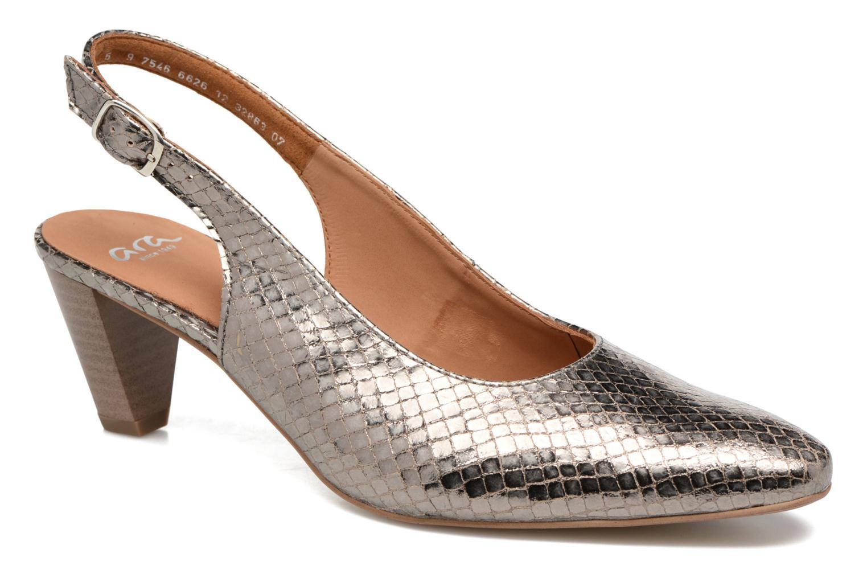 Ara Padua 32863 (Argent) - Escarpins en Más cómodo Nouvelles chaussures pour hommes et femmes, remise limitée dans le temps