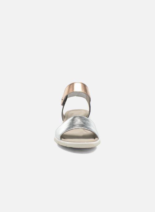 Sandalen Ara Lido 36021 mehrfarbig schuhe getragen