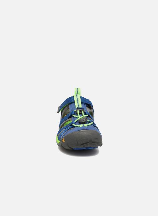 Sandaler Keen Seacamp ll CNX Blå se skoene på