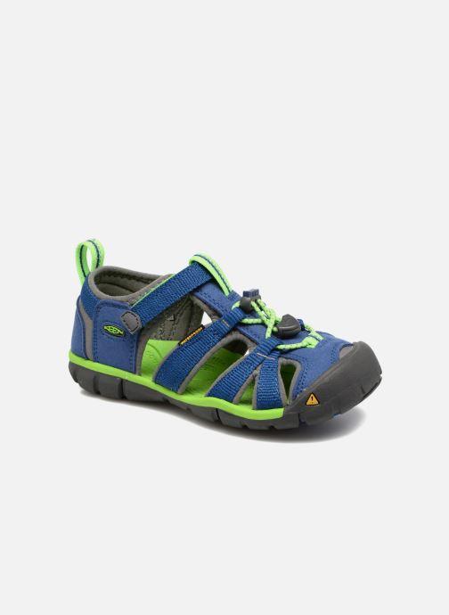 Sandaler Keen Seacamp ll CNX Blå detaljeret billede af skoene