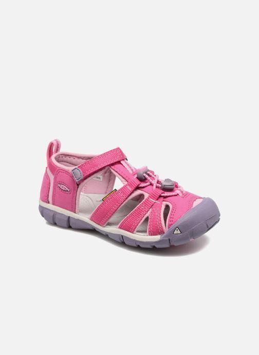 Sandales et nu-pieds Keen Seacamp ll CNX Rose vue détail/paire