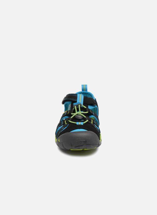 Sandales et nu-pieds Keen Seacamp ll CNX Noir vue portées chaussures