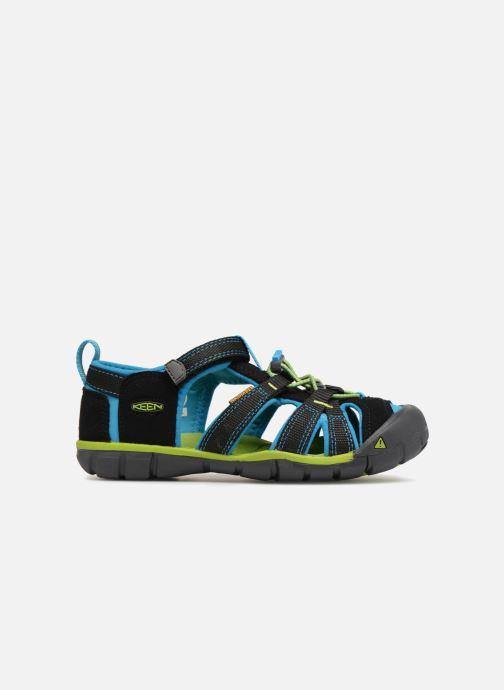 Sandales et nu-pieds Keen Seacamp ll CNX Noir vue derrière
