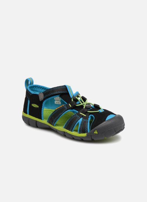 Sandales et nu-pieds Keen Seacamp ll CNX Noir vue détail/paire