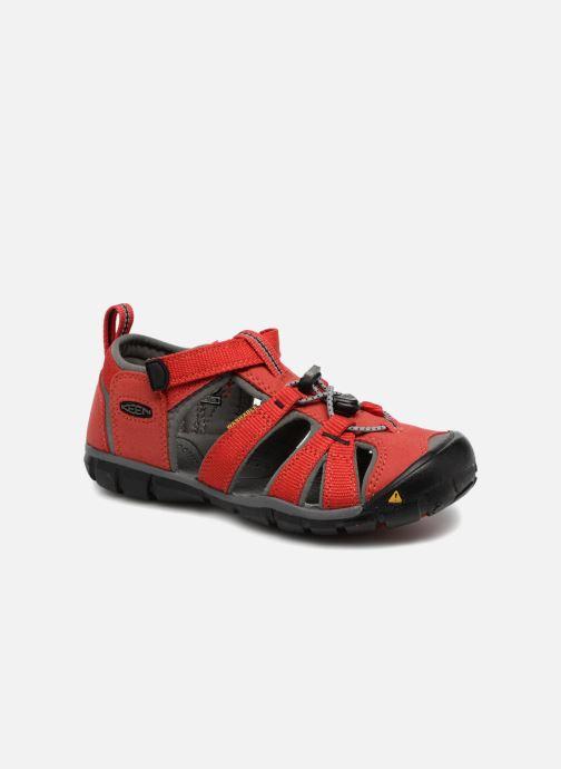 Sandales et nu-pieds Keen Seacamp ll CNX Rouge vue détail/paire