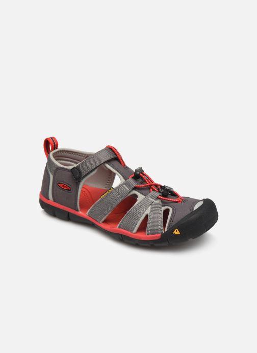 Sandales et nu-pieds Keen Seacamp ll CNX Gris vue détail/paire