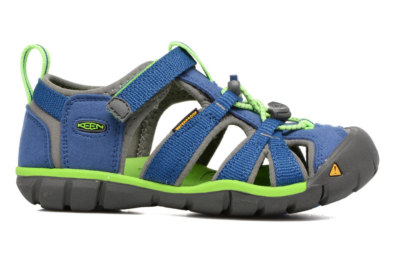 Sandali e scarpe aperte Keen Seacamp ll CNX Azzurro immagine posteriore