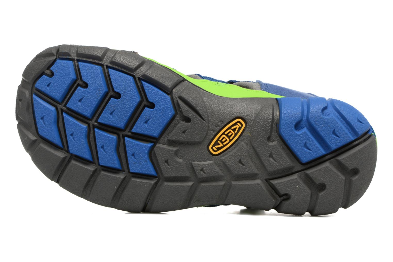 Sandali e scarpe aperte Keen Seacamp ll CNX Azzurro immagine dall'alto