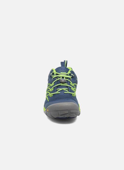 Zapatillas de deporte Keen Chandler CNX Multicolor vista del modelo