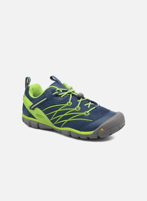 Zapatillas de deporte Keen Chandler CNX Multicolor vista de detalle / par