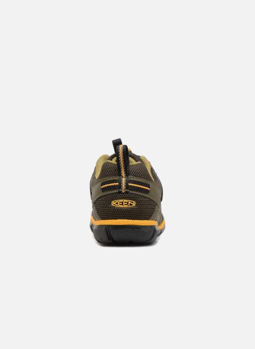 Scarpe sportive Keen Chandler CNX Verde immagine destra