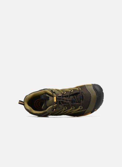 Scarpe sportive Keen Chandler CNX Verde immagine sinistra